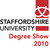 Arts, Media and Design at Staffs