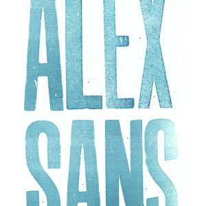 Profile picture for Alex Sans