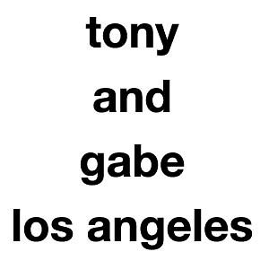 Profile picture for Tony and Gabe