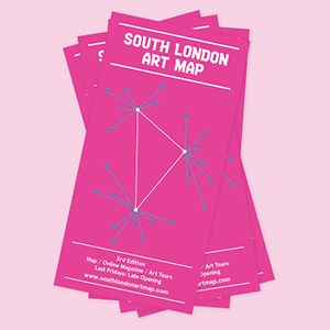 Profile picture for South London Art Map