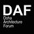 DAF - Doha Architecture Forum