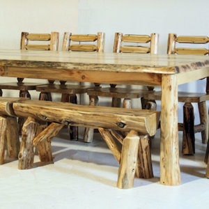 JHE's Log Furniture Place on Vimeo