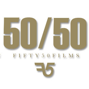 Profile picture for FIFTY50FILMS
