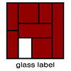 Glass Label