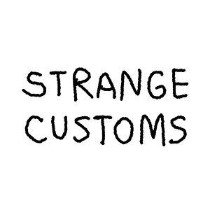 Profile picture for Strange Customs