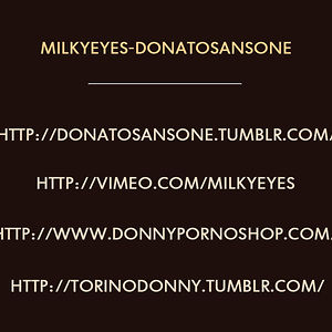 Profile picture for MILKYEYES - donato sansone