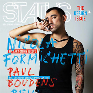 Profile picture for STATUS Magazine