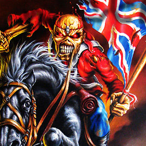 Profile picture for Iron Maiden