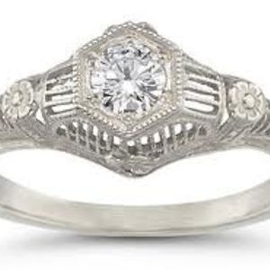 Profile picture for Diamond Engagement Ring Victoria