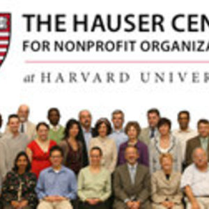 Profile picture for Hauser Center at Harvard