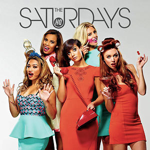 Profile picture for The Saturdays HQ