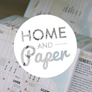 Profile picture for Home and Paper