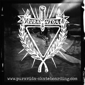 Profile picture for PURA VIDA SKATEBOARDING