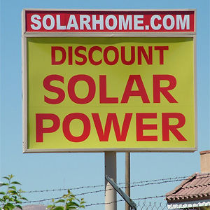 Profile picture for Solar Home