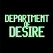 Departement of Desire