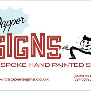 Profile picture for Dapper Signs
