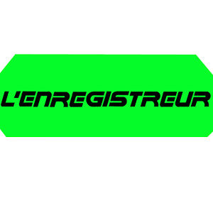 Profile picture for L'Enregistreur