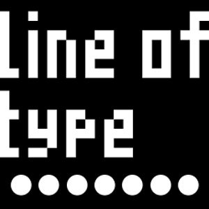 Profile picture for lineoftype