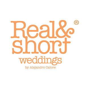Profile picture for REAL&amp;SHORT weddings