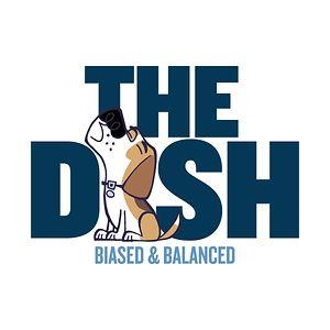Liquid State - The Dish Logo - market