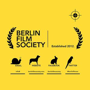 Profile picture for Berlin Film Society