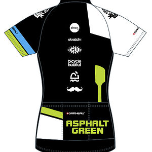 Profile picture for Asphalt Green Cycling Team