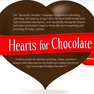 Profile picture for Hearts for Chocolate Int'l