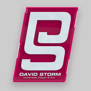 Profile picture for David Storm, Multimedia Design