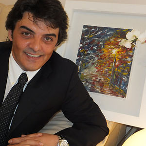 Profile picture for Enrico Nicodemo, in art Demò