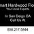 Hardwood Floor Repair San Diego