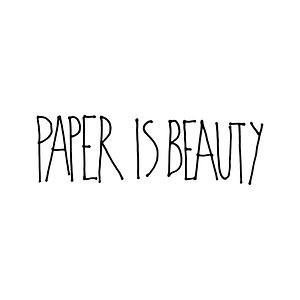Profile picture for paper is beauty