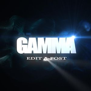 Profile picture for Gamma Edit&Post