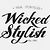 Wicked Stylish