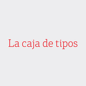 Profile picture for La caja de tipos