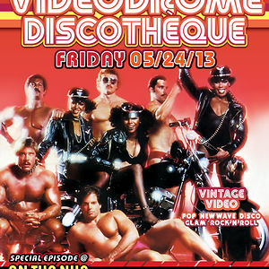 Profile picture for Videodrome Discoth&egrave;que