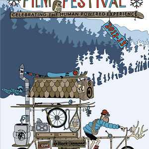 Profile picture for Backcountry Film Festival