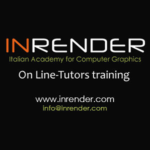 Profile picture for INRENDER Italian Academy for CG