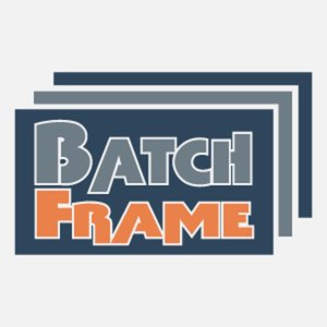 Profile picture for BatchFrame