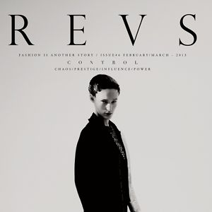 Profile picture for REVS magazine