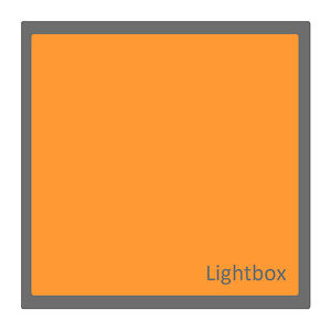 Profile picture for lightbox