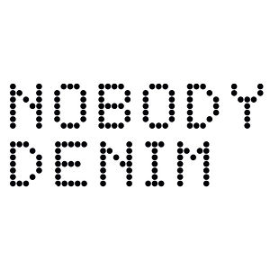 Profile picture for Nobody Denim