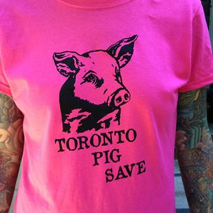 Profile picture for Toronto Pig Save