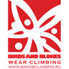 Birds and Blokes Wear Climbing