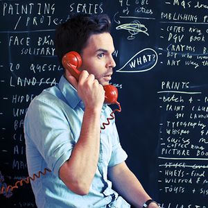 Profile picture for Oliver Jeffers