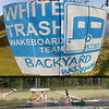 Backyard Rail Park / WTWT