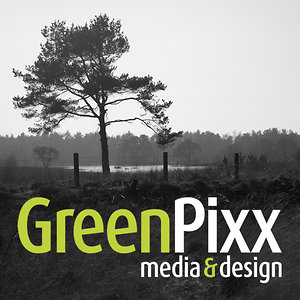 Profile picture for GreenPixx media