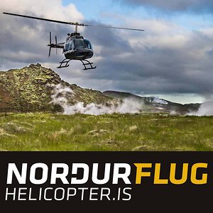 Profile picture for Nordurflug Helicopter Tours