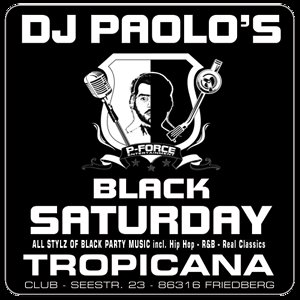 Profile picture for DJ Paolo´s Black-Saturday