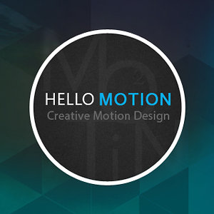 Profile picture for Hello motion
