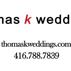 Profile picture for Thomas K Weddings